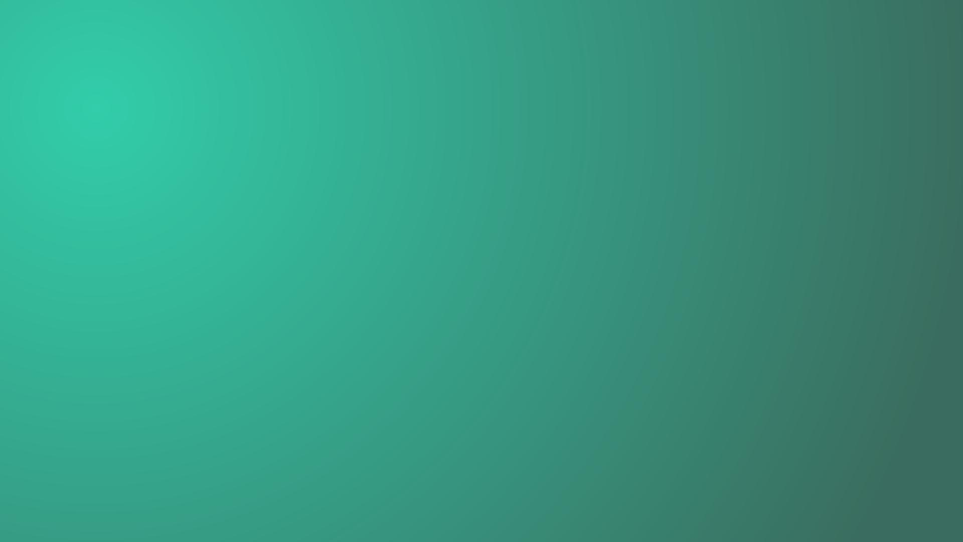 Muted Green/Aqua Gradient
