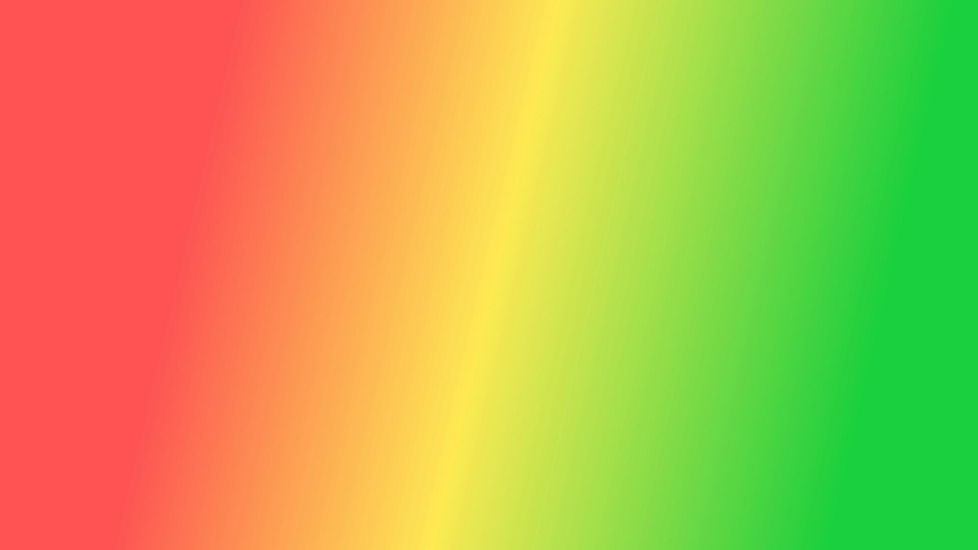 Red-Yellow-Green Gradient