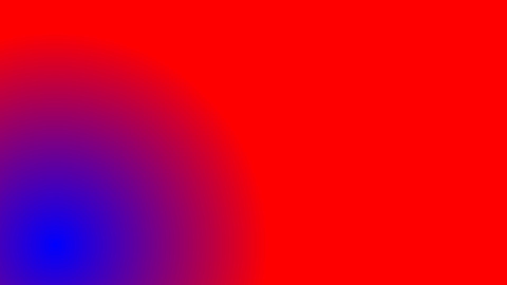 Blue-red gradient Gradient