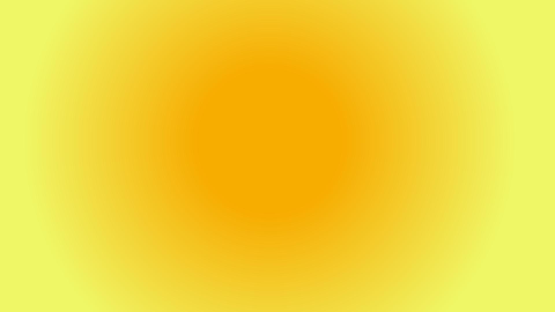 Orange Burst Gradient