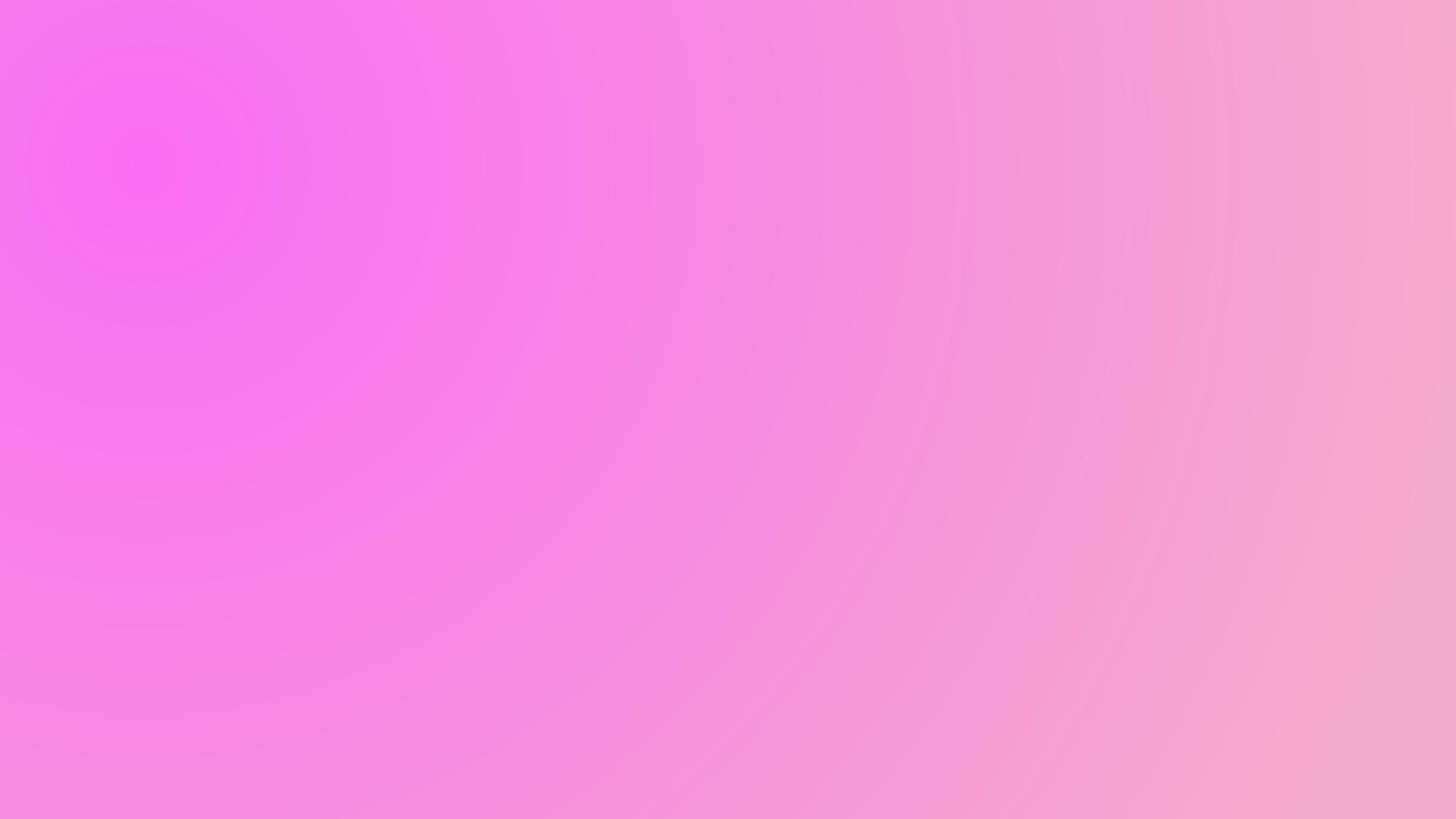 Beautiful Pink Gradient Gradient